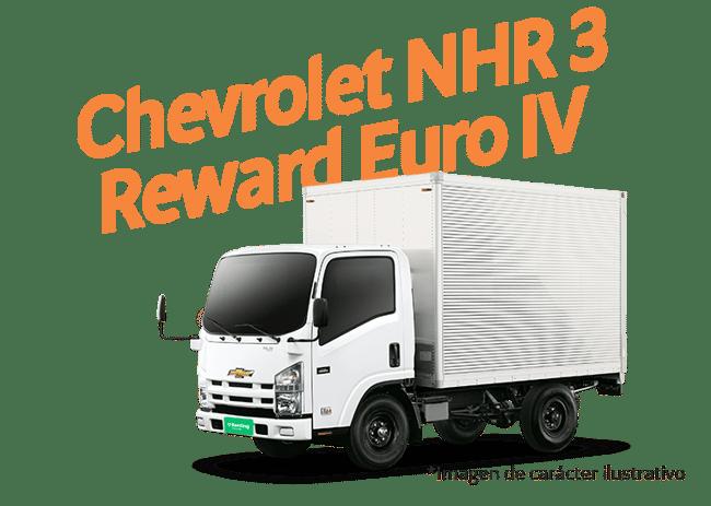 Chevrolet NHR3-Recompensa-Euro IV
