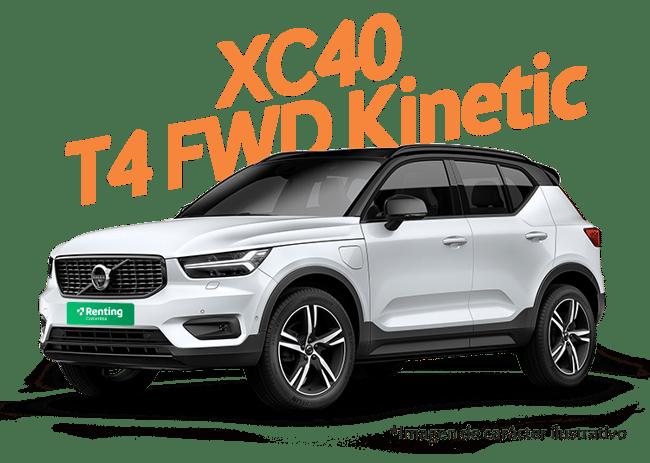 XC40 T4 FWD cinético