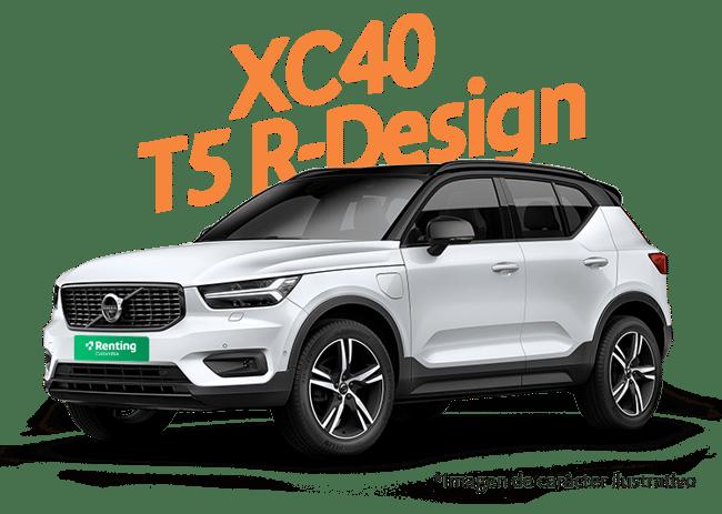 XC40 T5 R-Design