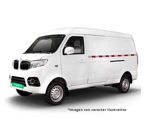 Van E-Cargo 1T_